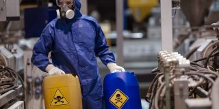 Handling hazardous waste as a business