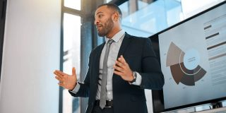 Want to increase your skills in presentation delivery? Here's our top tips