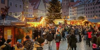 Take Your Business to a Christmas Market With Our Handy Guide