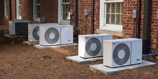 What Are the Various Components of an Air Conditioning Unit?